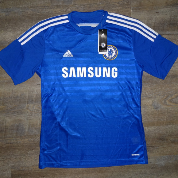 check out c13fa 9f476 NWT - Adidas Climacool Chelsea Diego Costa Jersey